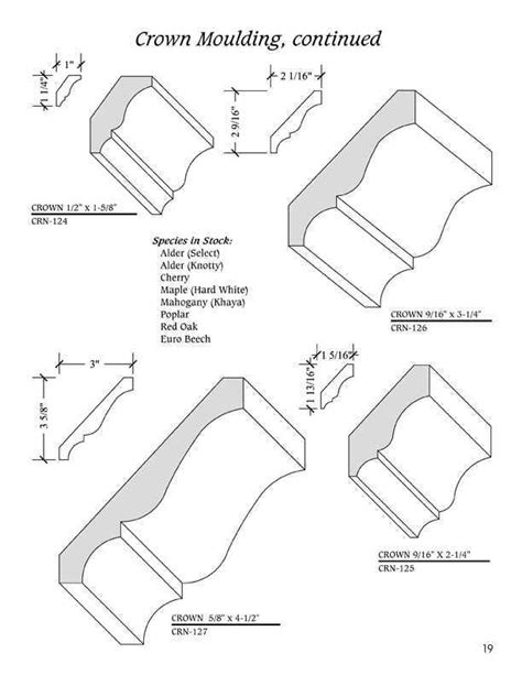 baseboards sizes crown molding profile dimensions pictures to pin on