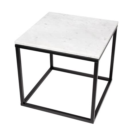 white marble top end prairie white marble modern end by temahome eurway