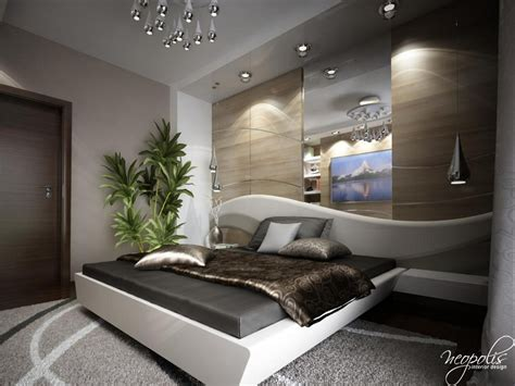 Modern Bedroom Designs By Neopolis Interior Design Studio Modern Bedroom Interior Design