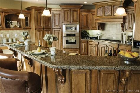 Kitchen Designs Pictures Ideas by Tuscan Kitchen Design Style Amp Decor Ideas