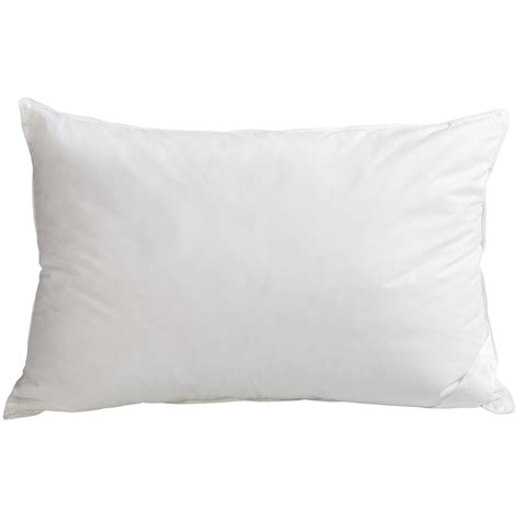 The Pillow by Downtown Sweet Dreams White Goose Pillow Standard