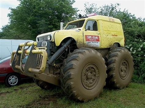 renault 4x4 amazing pictures to renault 4x4