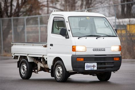 Suzuki Carrier Suzuki Carry Right Drive