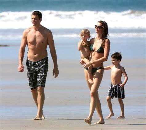 Tom Brady Gisele Bundchen In by Tom Brady And Gisele Bundchen On In Costa Rica