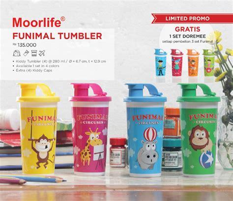 Doremee Moorlife moorlife wadah plastik berkualitas cmn promo activity