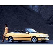 Peugeot 306 Cabriolet 1993 97
