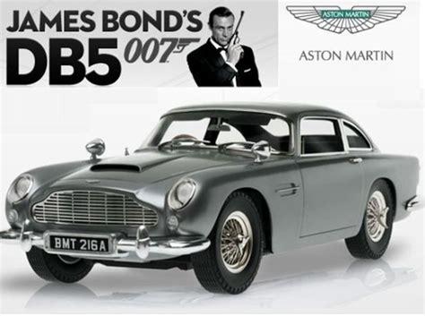 build  model replica  james bonds aston martin db
