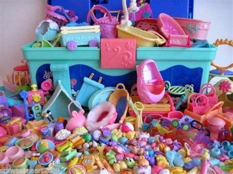 littlest pet shop 20 pc accessories grab bag