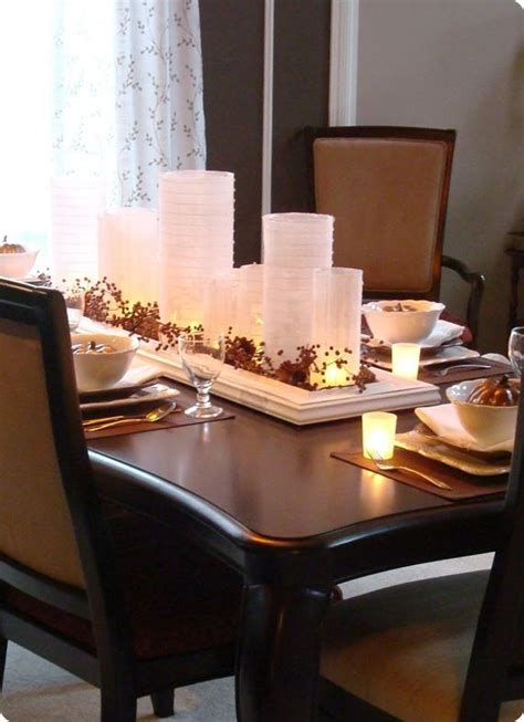dining table centerpiece 1000 ideas about dining room table centerpieces on