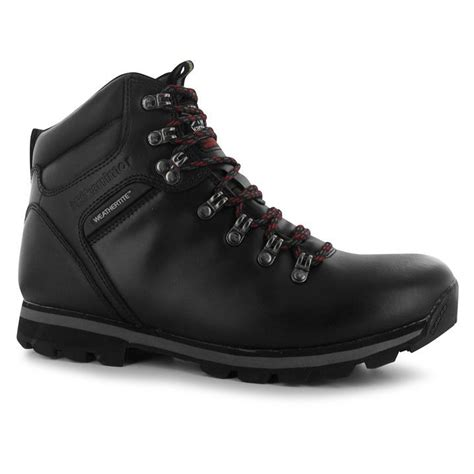 karrimor mens boots karrimor mens munro walking hiking boots lace up leather