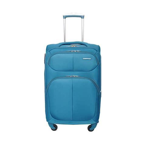 Tas Koper President 22 Inch jual navy club 3861 softcase tas koper biru 22 inch harga kualitas terjamin