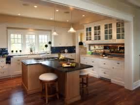 T Shaped Kitchen Island photo page hgtv