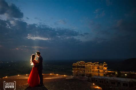 Pre Wedding Shoot in Tijara Fort
