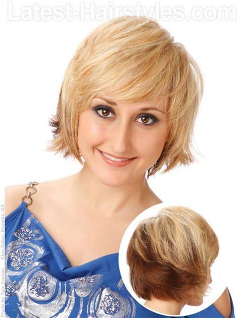 cute hairstyles layered hair cute layered short haircuts