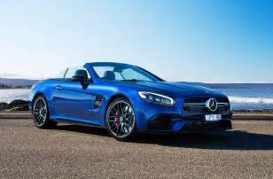 Sl Mercedes 2017 Mercedes Sl On Sale In Australia From 218 715