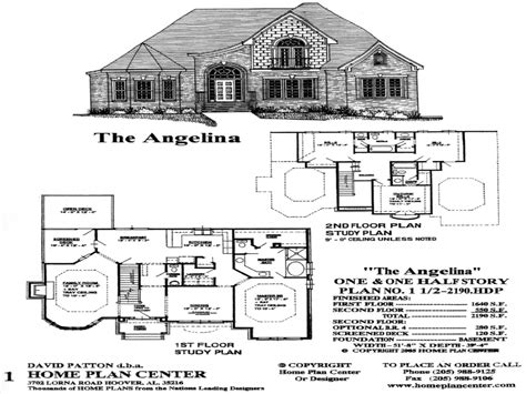 story and a half floor plans reverse story and half house plans home design and style