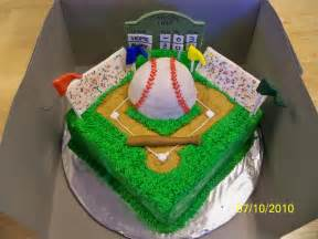 baseball field cake on pinterest baseball birthday cakes baseball cupcakes and baseball cookies