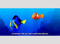 finding nemo on Tumblr Finding Nemo Quotes Dory