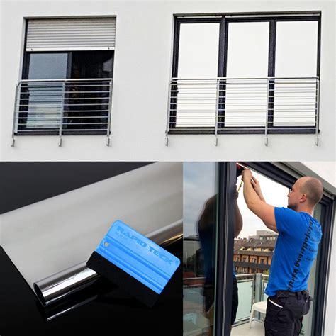 Folie Fenster Sichtschutz Verspiegelt by Neueste Fensterfolie Verspiegelt Konzept Terrasse Design