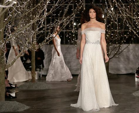 Jenny Packham unveils Fall 2014 bridal collection in New