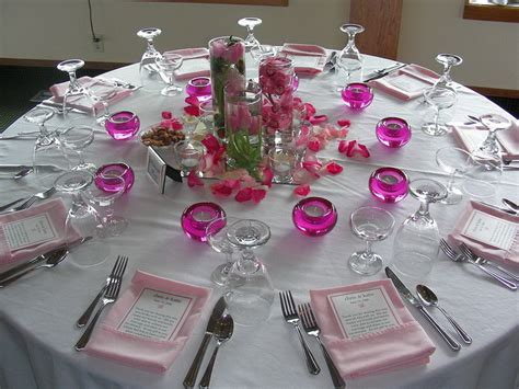 pink table settings bloombety table settings napkin ideas with pink table