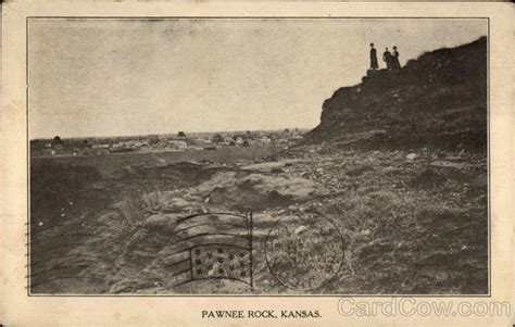 Landscape Rock Ks Landscape Pawnee Rock Ks