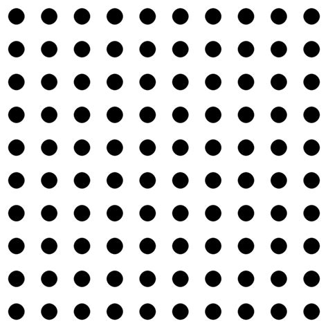 pattern dot black free vector graphic pattern dot grid dotted free