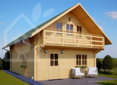 casas en kit chalet en kit habitable style moderne chaletdejardin fr