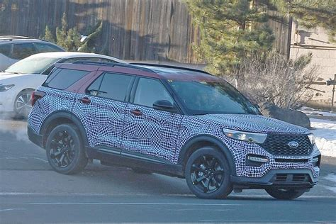 2020 ford explorer hybrid mpg new 2020 ford explorer debuts january 9 2019 5