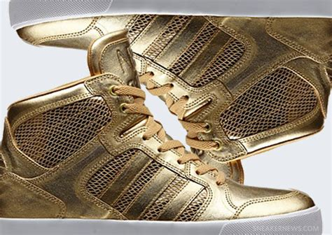 Adidas Neo Gold adidas neo gold sneakers sneakernews