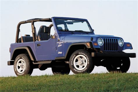 1997 Jeep Sport 1997 Jeep Wrangler Image