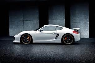 Porsche Spoiler Techart Updates Porsche Cayman Program With New Rear