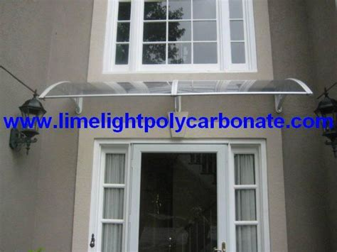 polycarbonate window awnings awning canopy polycarbonate awning door canopy window awning diy