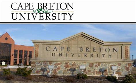 Mba Community Economic Development Cape Breton by Cape Breton Admissions Open