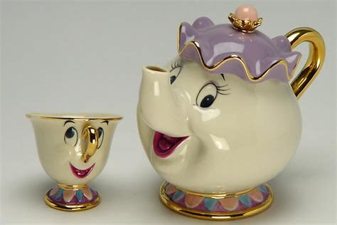 beauty and the beast pot disney jewels shop for disney jewels on wheretoget