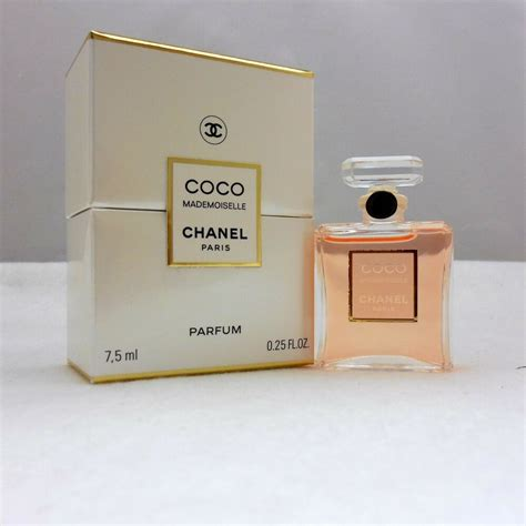 Parfum 5 Ml by Chanel Coco Mademoiselle Parfum 7 5 Ml 0 25 Oz 3145891160208 Ebay