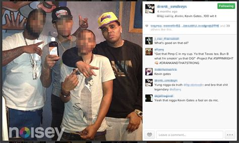 kevin gates phone number lean on me emoji threats and instagram s codeine kingpin noisey