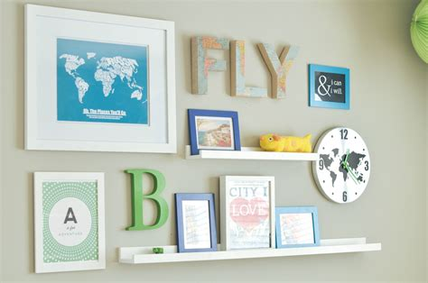 travel wall ideas a travel themed gallery wall for our toddler son s room