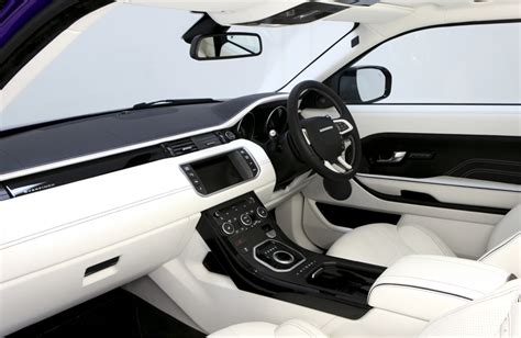 range rover white interior the overfinch evoque gts range rover is unveiled