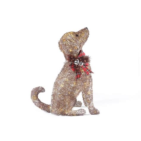 boxer dog xmas decoration outside decorations www indiepedia org