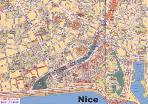 Map Of Nice France by Maps Update 1200741 Tourist Map Of Nice France 10