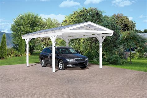 Carport Holz by Gable Roof Carport Wall Sheets Sams Garden Shed