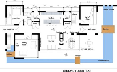 houses and their floor plans modern houses plans and designs best of house interior