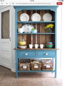 1980?s dresser mirror into hutch   The Weekend Country Girl
