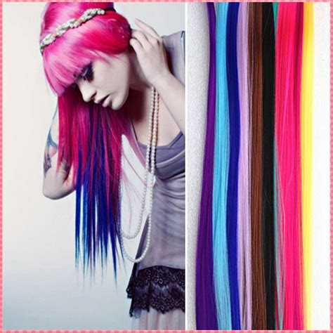 long gigi hair extensions fashion hair extension for women long synthetic clip in
