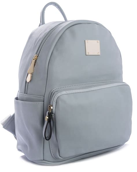 Measurement Luxury 3in1 Backpack big handbag shop medium size plain faux leather designer backpack bag ebay