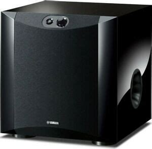 yamaha ns sw subwoofer powered active  home theatre