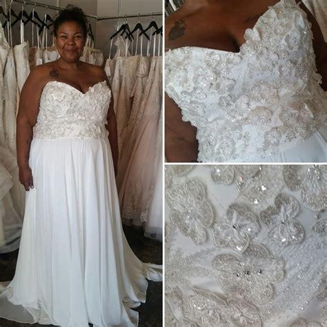 Wedding Dresses Plus by New Arrival Plus Size Wedding Dress Separates Strut
