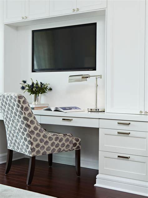 built in desk bedroom photo page hgtv
