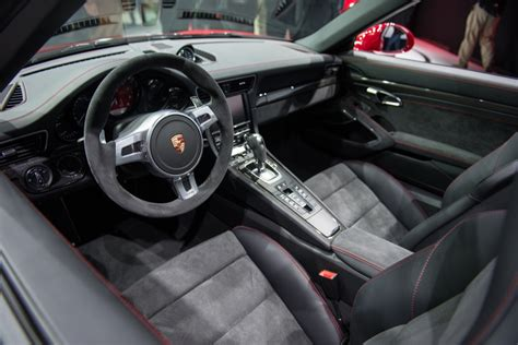 porsche 911 carrera gts interior porsche 911 carrera gts premier at la 2014 motrolix